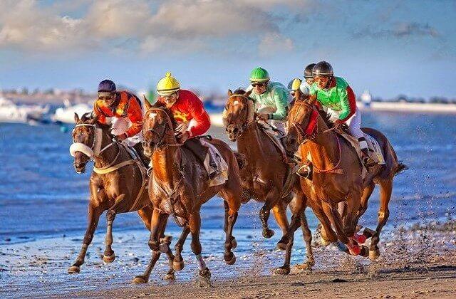 fêtes en Andalousie - Les courses de chevaux de Sanlúcar