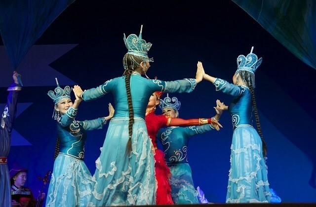 fêtes en Andalousie - La dance