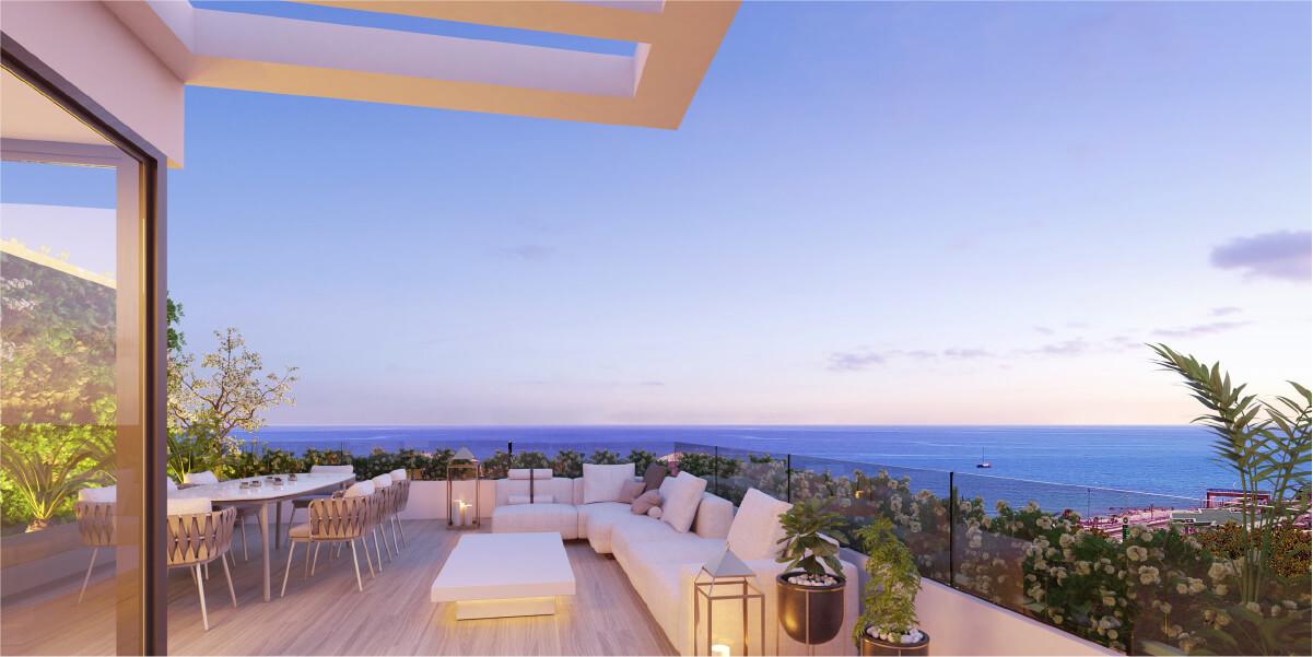 Villa neuf à Estepona - Agence L'immobilière